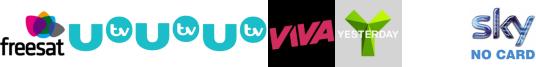 UTV, UTV HD, UTV+1, VIVA, Yesterday