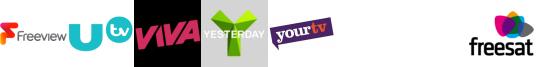 UTV+1, VIVA, Yesterday, YourTV