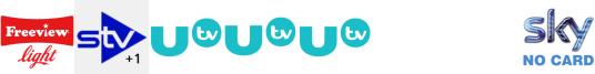 STV+1, UTV, UTV HD, UTV+1
