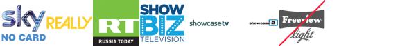 Property TV, Really, RT HD, Scuzz, ShowBiz TV +1, Showcase TV, Showcase TV +1
