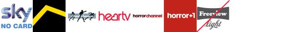 Freesports, Front Runner, Front Runner 2, Heart TV, Home, Horror Channel, Horror Channel +1