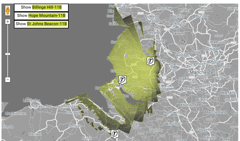 New 1000s Of Dab And Fm Radio Coverage Maps Uk Free Tv П��🇧 П��📺rhukfreetv: Map Fm Radio At Gmaili.net