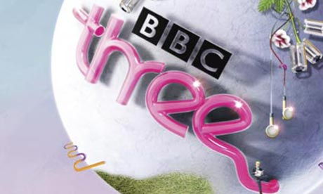 BBC Three is in a tough place technically.   Photograph: BBC