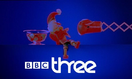 The choice for BBC Three is...  Photograph: BBC