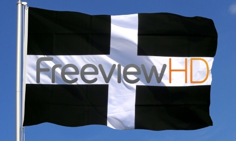 Freeview HD in Cornwall  Photograph: Shutterstock