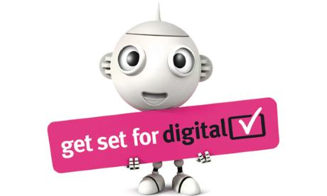 Digit Al-be back?   Photograph: Digital UK