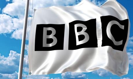 BBC Flag  Photograph: Shutterstock