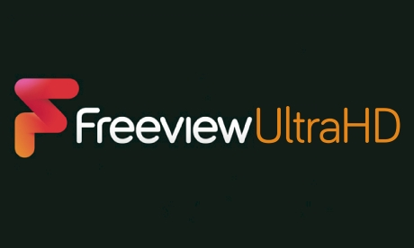 Freeview Ultra HD unofficial  logo.  Photograph: UK Free TV