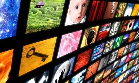 The important distinction between live and produced TV.  Photograph: Shutterstock