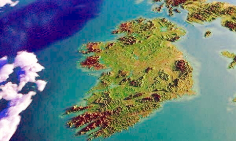 Republic of Ireland and Northern Ireland   Photograph: Shutterstock