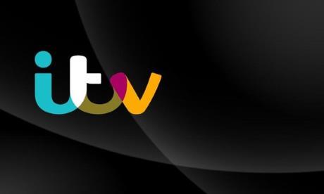 ITV logo  Photograph: ITV plc