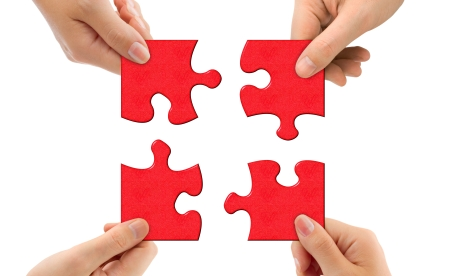 Making things work better together  Photograph: Shutterstock