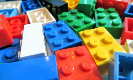 Understanding the capacity on Freeview HD is very lego  Photograph: Shutterstock