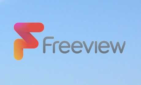 New Freeview logo  Photograph: DTV Services Ltd