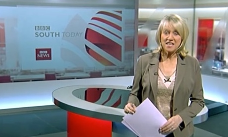 BBC South Today ... could be BBC South Coast Today?   Photograph: