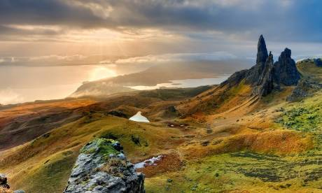Lovely Scotland.    Photograph: pixabay.com