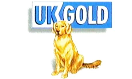 UK Gold started 25 years ago this week.    Photograph: UKTV