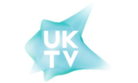 UKTV Logo  Photograph: UKTV