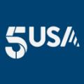 5 USA logo