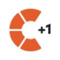 Challenge +1 logo