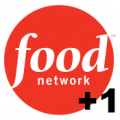 Food Network +1 logo