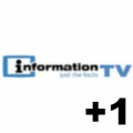 Information TV +1 logo