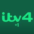 ITV4 +1 logo