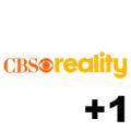 CBS Reality +1 logo
