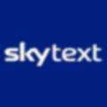 SkyText logo