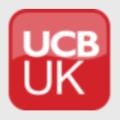 UCB Bible logo