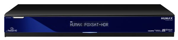 Freesat+ box from Humax