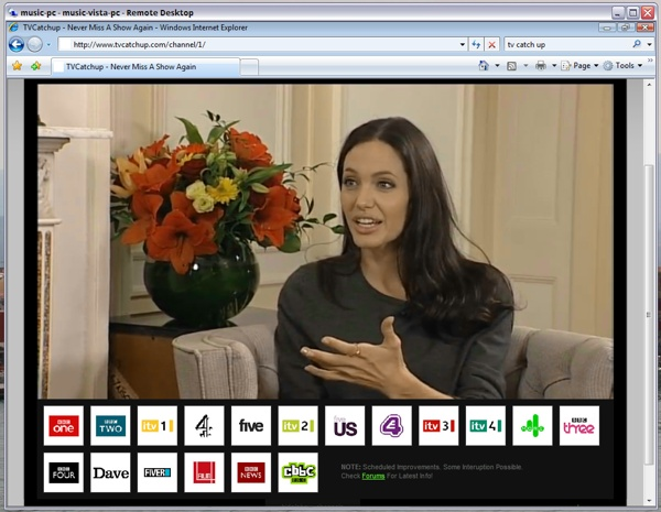 how to watch free tv channels online